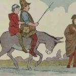 Il Contadino, il figlio e l'asinello