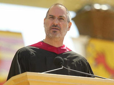 Unire i puntini, di Steve Jobs