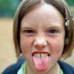 La lingua morsa dai denti - Leonardo da Vinci