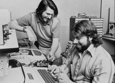 Come è nata la Apple – Steve Jobs e Stephen Wozniak
