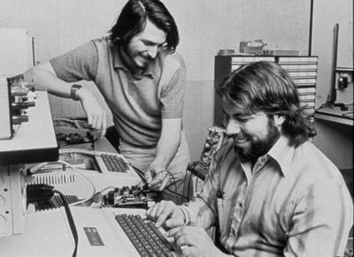 Come è nata la Apple – Steve Jobs e Stephen Wozniak